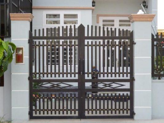 Tổng hợp 5 yếu tố tạo nên cổng sắt