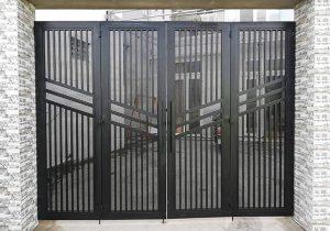 5 yếu tố tạo nên cổng sắt đẹp cho nhà bạn