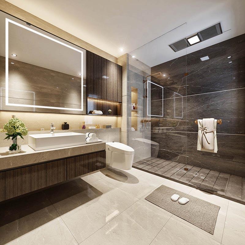 Giương nhà tắm đẹp