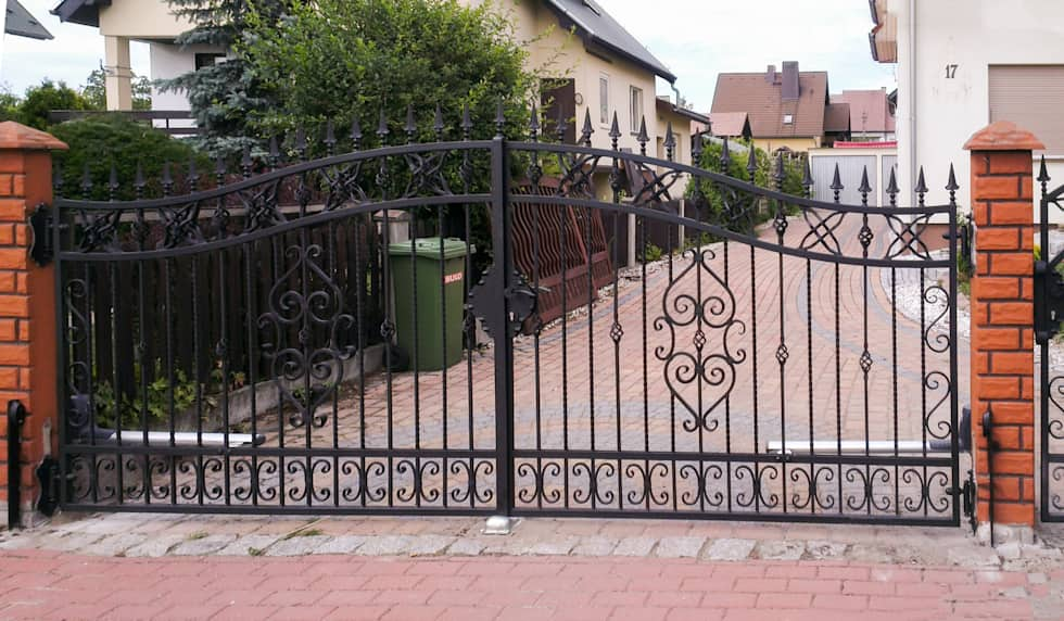 Thiết kế hàng rào